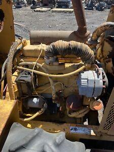 John Deer 3179D 3 Cylinders Diesel Engine Runs Good