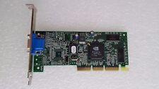 Nvidia Vanta 16MB AGP Video Graphics Card (IBM FRU 25P4058)
