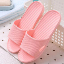 Womens Home Floor Slippers Shoes Sandals Flats Indoor Shower Summer Sliders Size