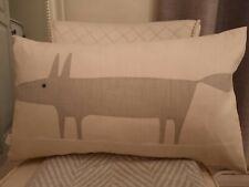 Cushion Pale Blush  Scion Mr Fox (John Lewis)