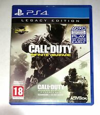 Call of Duty Infinite Warfare Legacy Edition PlayStation 4 PS4