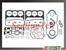 Fit 96-06 GM 4300 Vortec OHV V6 Engine Full Gasket Set seal kit 4.3L CPI motor