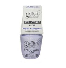 Harmony Gelish - Brush-On Structure Gel - Clear - 15ml / 0.5oz - BOTTLE