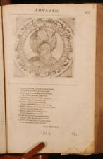1610 Generall HISTOIRE of TURKES Richard KNOLLES Second