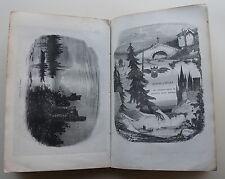 LAVERGNE ALEXANDRE DE : Chateaux et ruines historiques de France. Illustrations