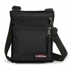 EASTPAK NEW Black Rusher Cross Body Bag BNWT