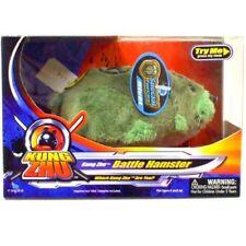 Kung Zhu ZHU BATTLE Special Forces Hamster - Rivet GRREN NEW IN BOX