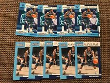 Lot (9) ERIC PASCHALL 2019-20 Contenders Draft 4 School Colors 5 Game Day