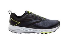 Brooks Divide 2 Mens Trail Running Shoes - Black/Ebony/Nightlife - 11US