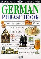 Eyewitness Travel Phrase Book: German (Eyewitness
