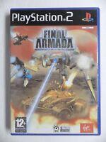 COMPLET jeu FINAL ARMADA sur playstation 2 PS2 en francais juego gioco spiel TBE