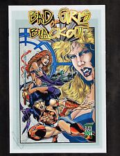 Bad Girls of Blackout Annual #1 ~Signed by Creator ~ (9.2 OB) WH