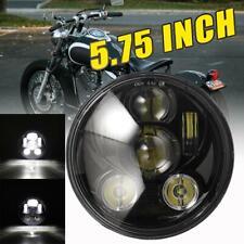 "DOT 5-3/4"" 5.75 LED Headlight Sealed Headlamp for Yamaha V-Star XVS 650 950 1100"