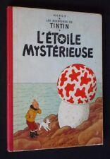 L'Etoile mystérieuse (Les Aventures de Tintin - B26)