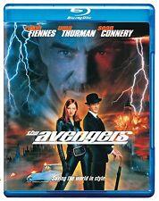 THE AVENGERS (Ralph Fiennes, Uma Thurman -  Blu Ray - Sealed Region free for UK