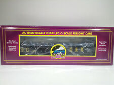Brand New MTH O CSX Gondola Car with Junk Load # 20-90019E # TOTE93