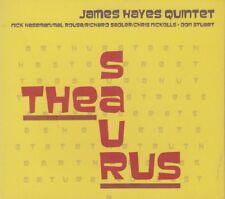 James Haynes Quintet Theasaurus CD Digipak Be Bop Modern Jazz Funk FASTPOST