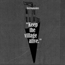 STEREOPHONICS - KEEP THE VILLAGE ALIVE CD ALBUM (September 11th 2015)