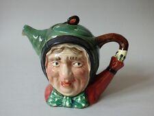 Intelligent Beswick Sarey Gamp Charles Dickens Character Toby Jug Teapot #691 Free Uk P+p Character Jugs