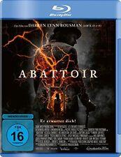 Blu-ray * ABATTOIR - ER ERWARTET DICH! # NEU OVP +