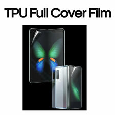 Screen Protection TPU Full Cover Film Case Front Rear for Samsung Galaxy Fold