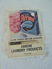 Matchbook Matches  Blue Arrow Laundry  Products Winn Dixie
