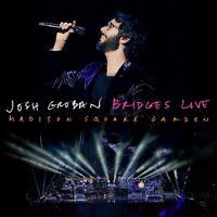 JOSH GROBAN - BRIDGES LIVE:MADISON SQUARE GARDEN SOFTPAK  CD+DVD NEU