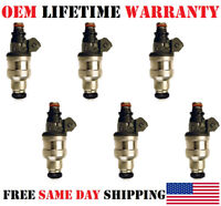 7319595 3.0L MD319791 Set of 6 BRAND NEW Mitsubishi OEM Injectors  1999-05