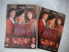 7b5dd0ba00 Wish Me Luck - Complete Series 2 - 1989 World War 2 Period Drama (2