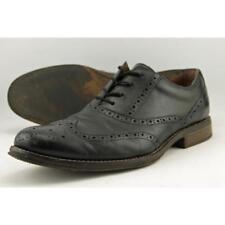 Zapatos de vestir de hombre DOCKERS de piel color principal negro