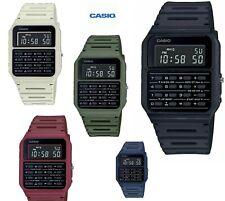 Casio CA-53WF Reloj Unisex Vintage nervioso 12 meses de garantía