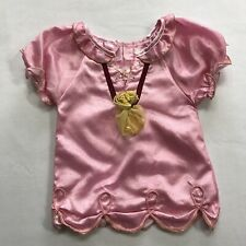 Disney Store Jake And The Neverland Pirates Izzy Top Pink Kids Costume Size 3
