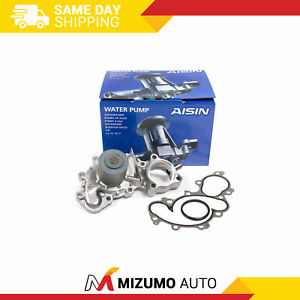 AISIN Water Pump Fit 96-04 Toyota Tundra Tacoma T100 4Runner 3.4L 5VZFE DOHC 24V