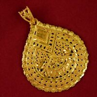 New women 18k GoldPlated Necklace Pendant Traditional Ethinc Pendant Jewelry