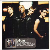 BLUE - EXCLUSIVE ENHANCED 4 TRACK CD + VID - MIRROR PROMO MUSIC CD