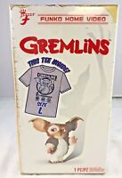 Retro Gremlins Gizmo T-Shirt Funko Home Video VHS Target Exclusive Mens Large