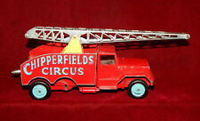 CORGI TOYS, INTERNATIONAL 6X6 CHIPPERFIELDS CIRCUS CRANE, N° 1121