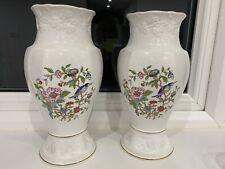 More details for millennium shamrock vase limited edition a pair fine bone china