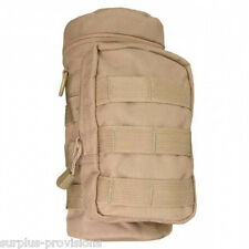 Condor - H2O Hydration Water Carrier Pouch - Tan - Molle - #MA40