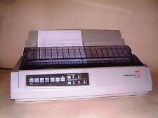 Oki 321 Turbo Dot Matrix Impact Printer