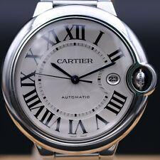 AUTHENTIC   MINT Cartier Ballon Bleu 42mm AUTOMATIC REF 3001 , CT_767482