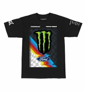 Official Hoonigan Ken Block KB20 T-Shirt - Free UK Shipping