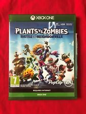 Plants Vs Zombies Battle for Neighborville Xbox One Excellent Condition
