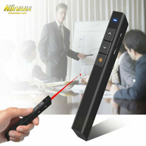 Powerpoint Presentation Wireless Presenter Laser Pointer Pen Remote Control