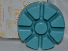 Partylite Sea Breeze & Olive wax scented melts tray Scents Plus 40% discount