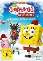SPONGEBOB SCHWAMMKOPF: SPONGEBOB'S WEIHNACHTEN   DVD NEU