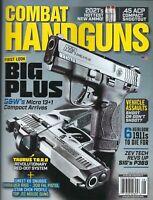 Athlons Combat Handguns  July / August 2021  Big Plus First Look