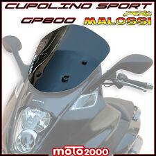 CUPOLINO PARABREZZA SPOILER SPORT MALOSSI FUMEE SCURO PER GILERA GP 800 4T LC