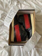 competitive price c80ec 7e288 Nike Air Jordan 1 High OG Defiant Couture UK 11 US 12 EUR 46 Bred DS