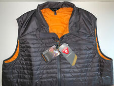 NWT Pack-And-Go Drift Vest, Men's XL, Grey